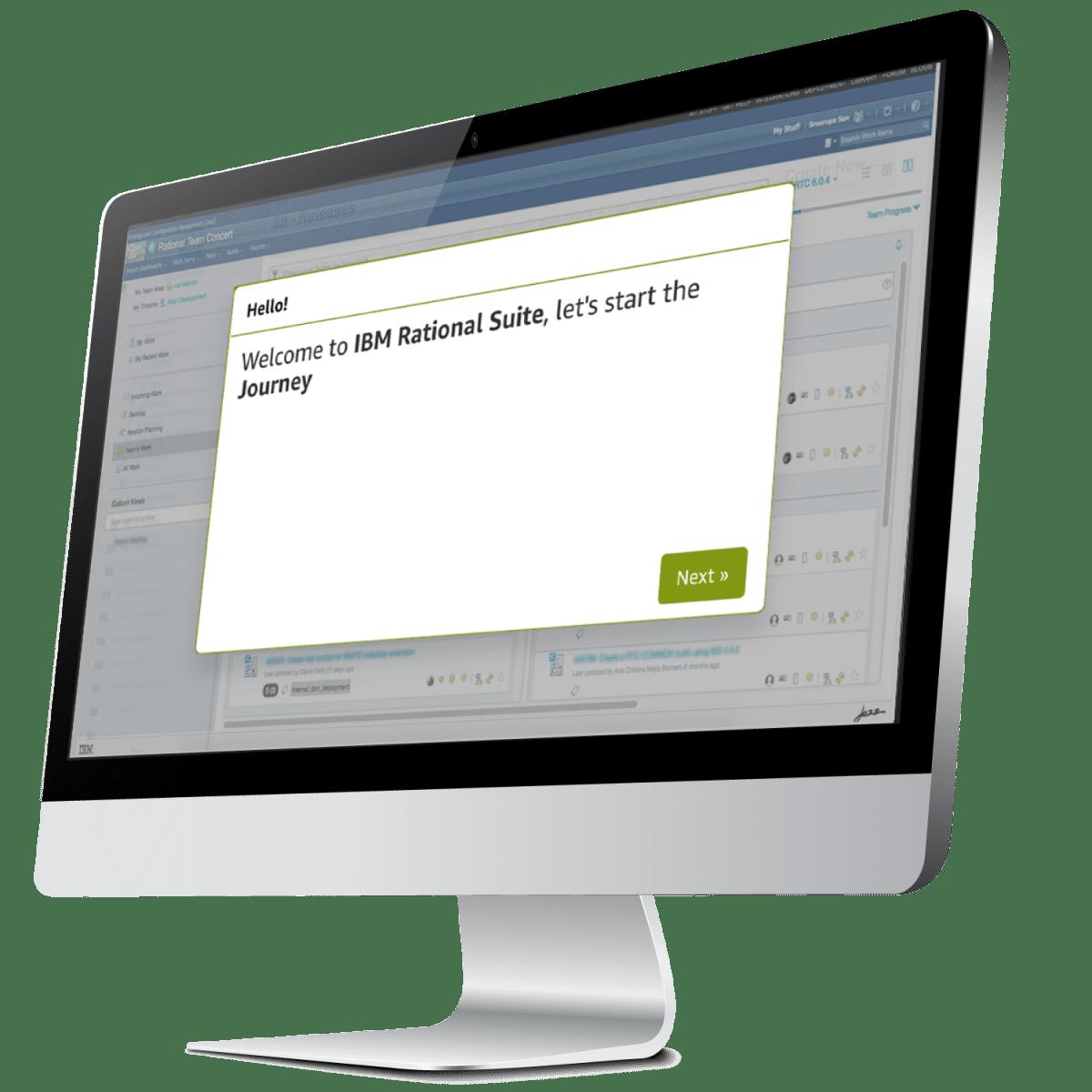 IBM rational software adoption