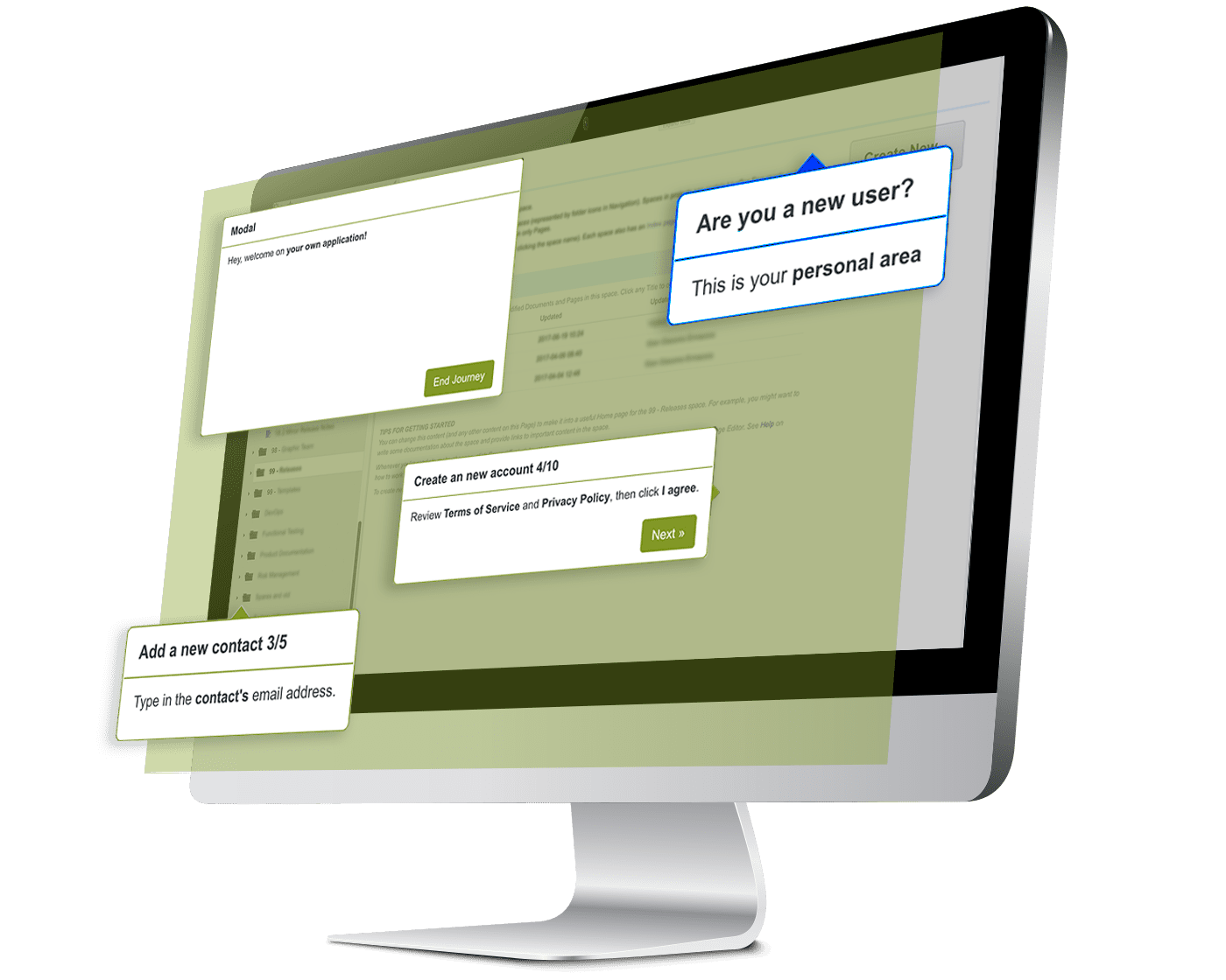 optimize user flows web application