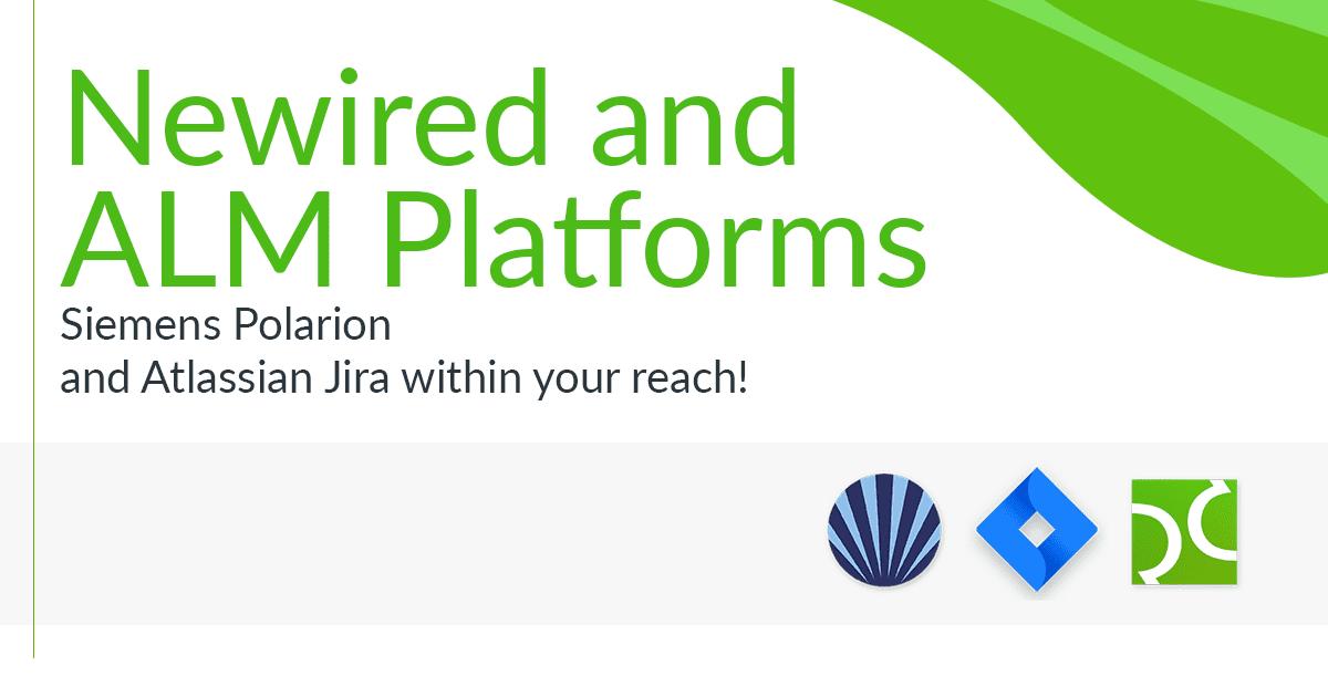 Jira Polarion platforms